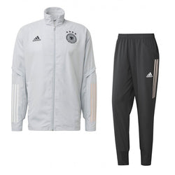 ADIDAS ALLEMAGNE TRAINING GRIS CLAIR 1920 - Like Sports