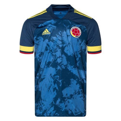 ADIDAS COLOMBIE MAILLOT BLEU 1920 - Like Sports