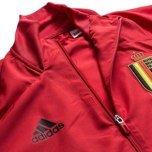 ADIDAS BELGIQUE TRAINING ROUGE 1920 - Like Sports