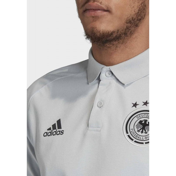 ADIDAS ALLEMAGNE MAILLOT GRIS CLAIR 1920 - Like Sports
