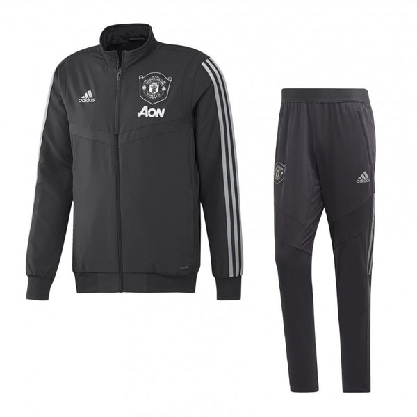 ADIDAS MANCHESTER UNITED TRAINING NOIR 1920 - Like Sports