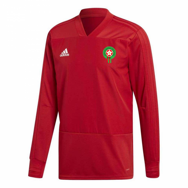 ADIDAS MAROC TRAINING ROUGE - Like Sports
