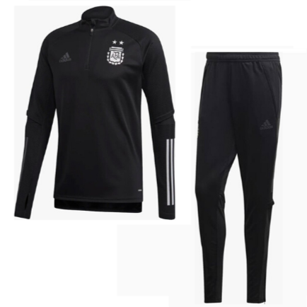 ADIDAS ARGENTINE TRAINING NOIR 1920 - Like Sports