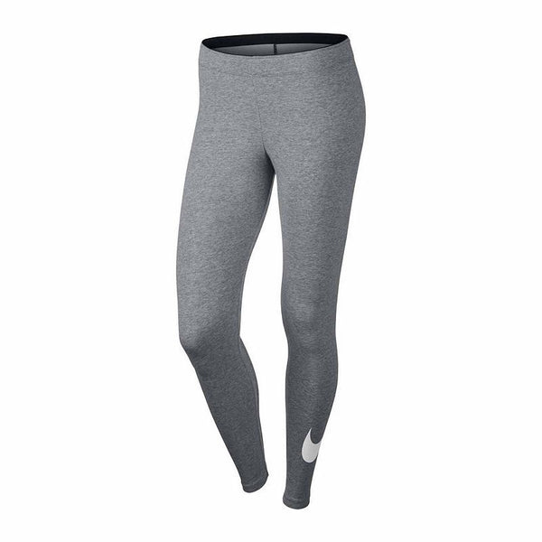 NIKE LEGGING SWOOSH GRIS 1920 FEMMES - Like Sports