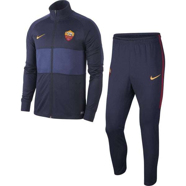 NIKE AS ROME TRAINING BLEU 1920 - Like Sports