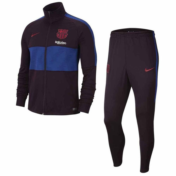 NIKE FC BARCELONE TRAINING BLEU 1920 - Like Sports