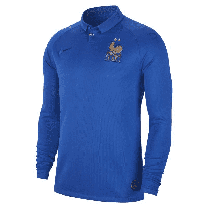 NIKE FRANCE MAILLOT BLEU 1920 - Like Sports