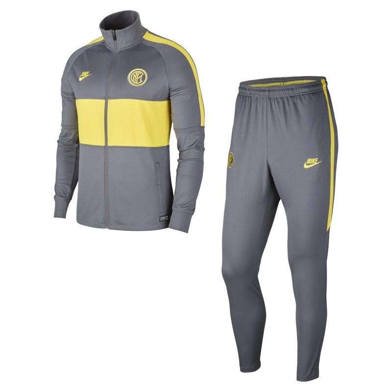 NIKE INTER MILAN TRAINING GRIS 1920 - Like Sports