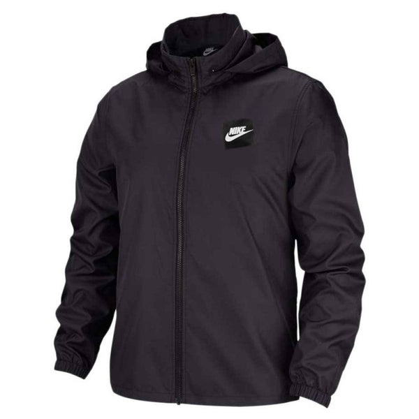 NIKE VESTE COUPE-VENT SQUARE NOIR 1920 - Like Sports