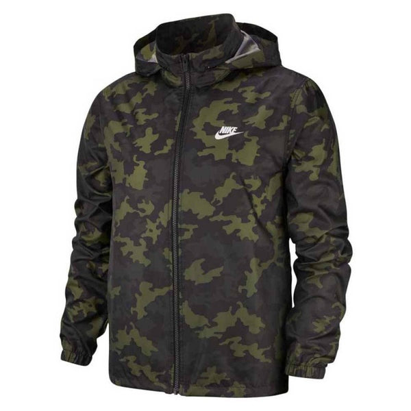 NIKE VESTE COUPE-VENT CAMO 1920 - Like Sports