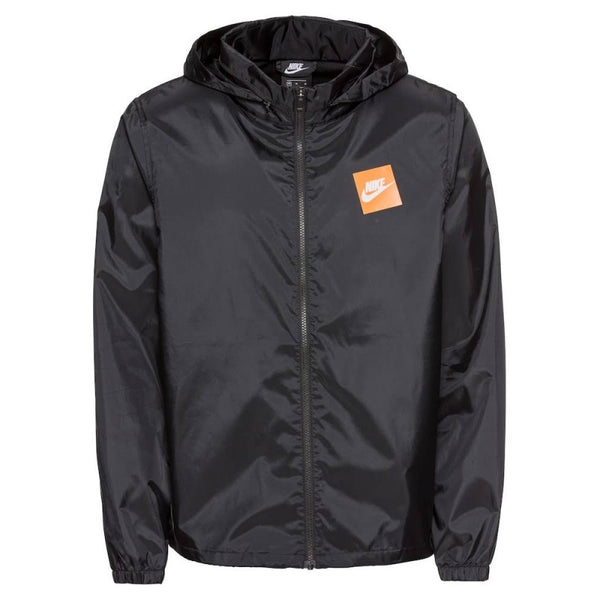 NIKE VESTE COUPE-VENT JUST DO IT NOIR 1920 - Like Sports