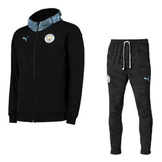 PUMA MAN CITY TRAINING NOIR 1920 - Like Sports