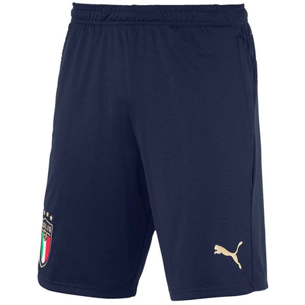 PUMA ITALIE SHORT BLEU 1920 - Like Sports