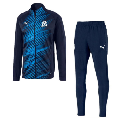 PUMA OM TRAINING BLEU 1920 - Like Sports