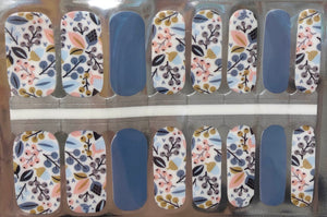 Buds in Springtime Nail Wrap #137