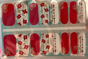 Spring In The Air Nail Wraps #154