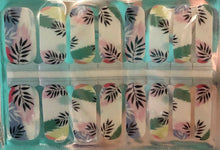 Load image into Gallery viewer, Happy Luau Nail Wraps #160