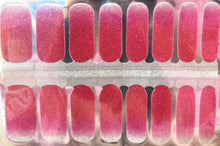 Load image into Gallery viewer, Pink Ombre' Nail Wraps #52