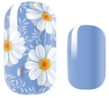 Load image into Gallery viewer, Daisy Got Blues Nail Wraps #151