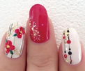 Load image into Gallery viewer, Spring In The Air Nail Wraps #154