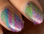 Splash of Color Nail Wraps #158