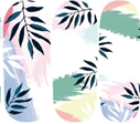 Happy Luau Nail Wraps #160