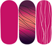 Load image into Gallery viewer, Light By Dawn Nail Wraps #81