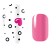 Pink Lonely Hearts Nail Wraps #38