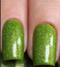 Load image into Gallery viewer, Green With Envy Nail Wraps #101