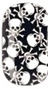 Load image into Gallery viewer, Dancing Skulls Nail Wraps #16