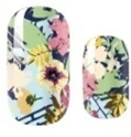 Load image into Gallery viewer, Floral Bunch Nail Wraps #11