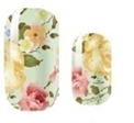 Spring Yellow Roses Nail Wraps #23