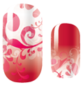 Load image into Gallery viewer, Pink Dance Nail Wraps #2