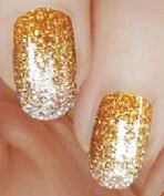 Tequila Sunrise Nail Wrap #112