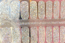 Load image into Gallery viewer, Iridescent Dots Nail Wraps #57