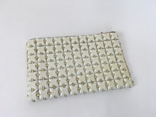 Load image into Gallery viewer, Original 1940s Ivory ' Plastiflex' Clutch Handbag - An Iconic Piece For Any  Collection