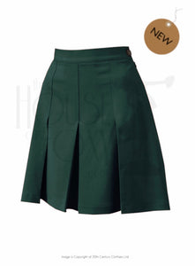 House of Foxy 1930's / 1940's Pleated Shorts - In Bottle Green