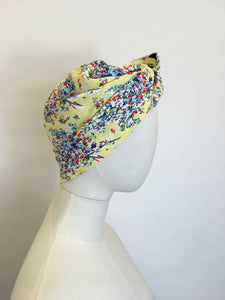 House of Foxy - Headscarf in Summer Spray