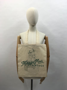 Maggie Maes Vintage Reusable Shopper