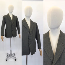 Load image into Gallery viewer, Original Gents ' Magee' Jacket - In Greys, Oranges and Greens