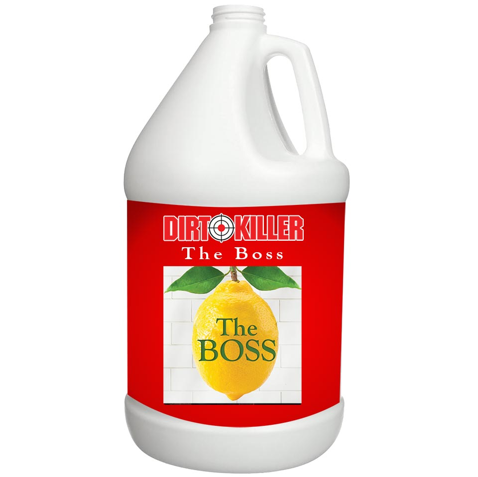 The Boss - House Wash