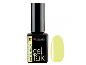 GEL LAK PASTEL YELLOW 11ml