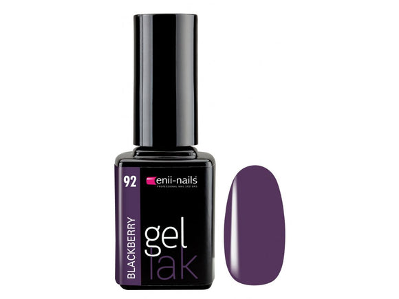 GEL LAK BLACKBERRY 11ml