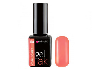 GEL LAK CORAL SORBET 11ml
