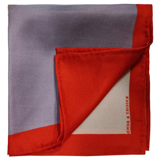 Solid Color Pocket Square-Knight & Bond-Elitiy