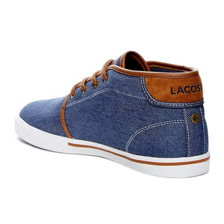 Ampthill 317 Canvas Sneaker-Lacoste-Elitify