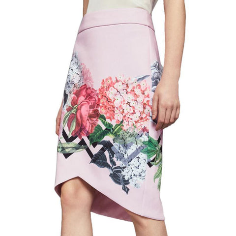 Palace Gardens pencil skirt-Ted Baker London-Elitify