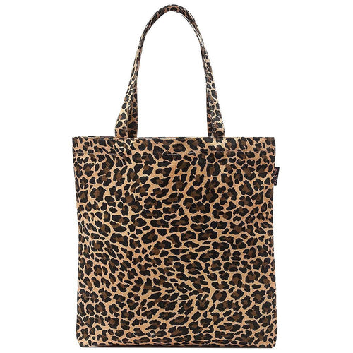 Reusable everyday tote in leopard-J.Crew-Elitify