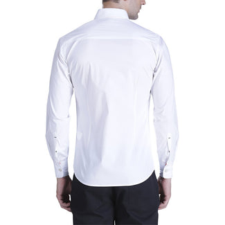 "Solid Slim Fit Shirt-Genes Lecoanet Hemant-""Elitify"