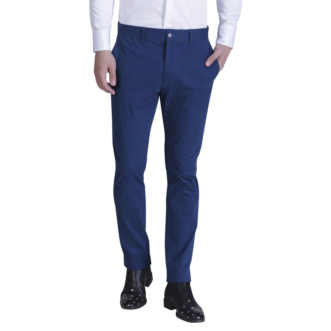 "Cotton Trouser -Genes Lecoanet Hemant-""Elitify"